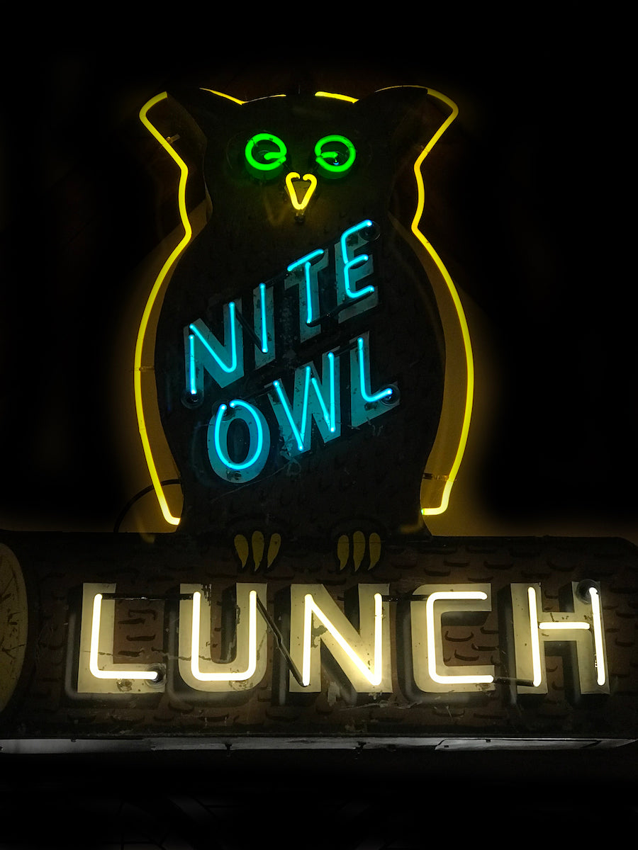 Nite Owl Lunch