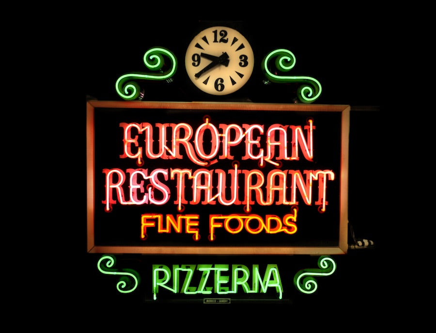 European Restaurant Pizzeria
