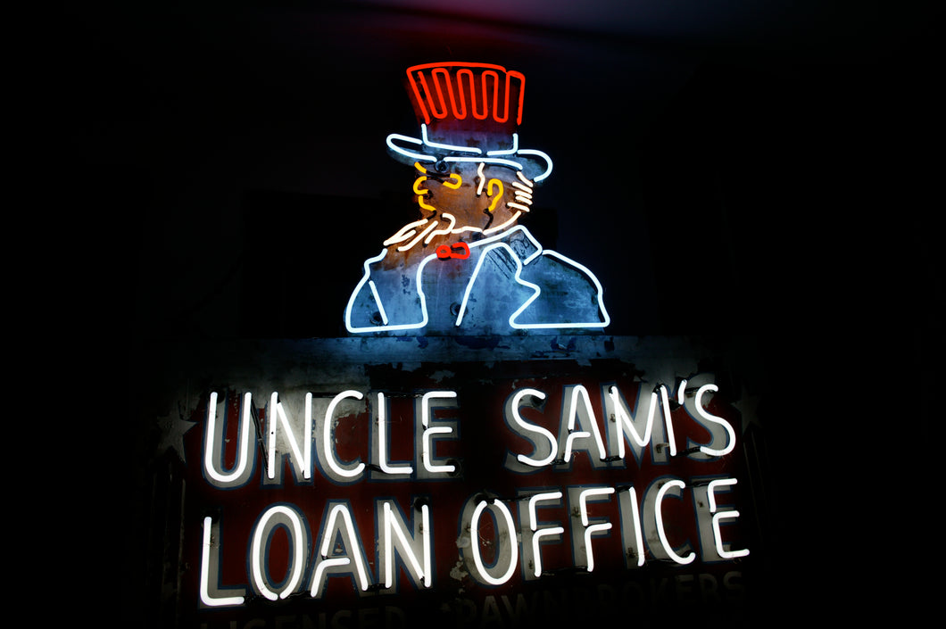 Uncle Sam's Loan Office
