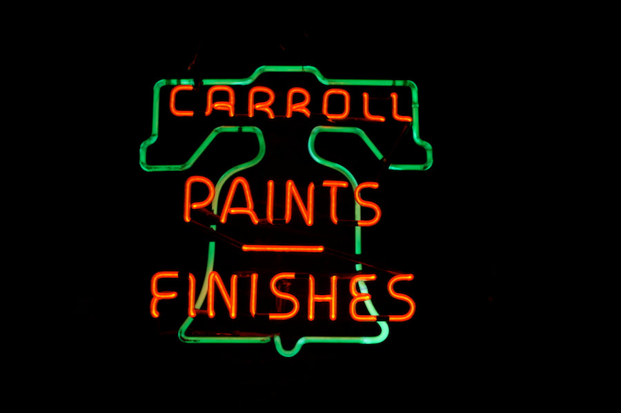 Carroll Paints Finishes