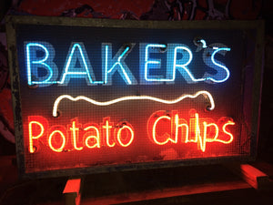 Baker's Potato Chips
