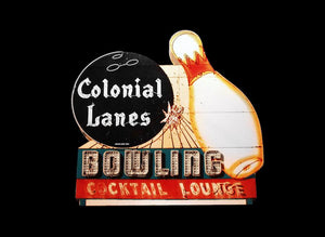 Colonial Lanes Bowling Cocktail Lounge
