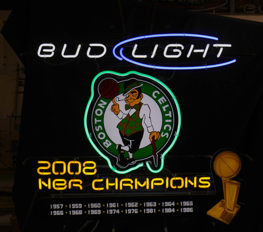 Bud Light Boston Celtics 2008