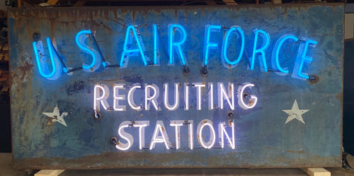 U. S. Air Force Recruiting Station