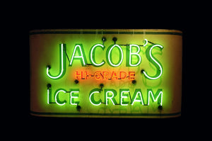 Jacob's Hi-Grade Ice Cream