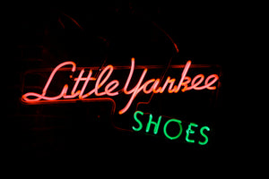 Little Yankee Shoes