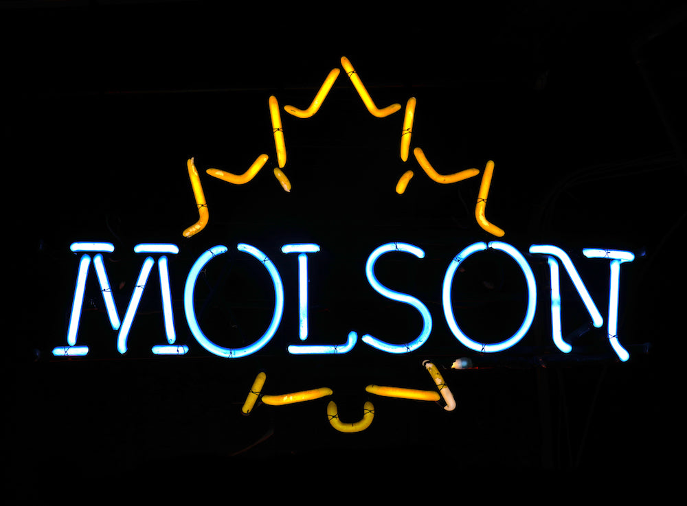 Molson Golden Maple Leaf