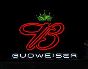Budweiser Great B with Crown