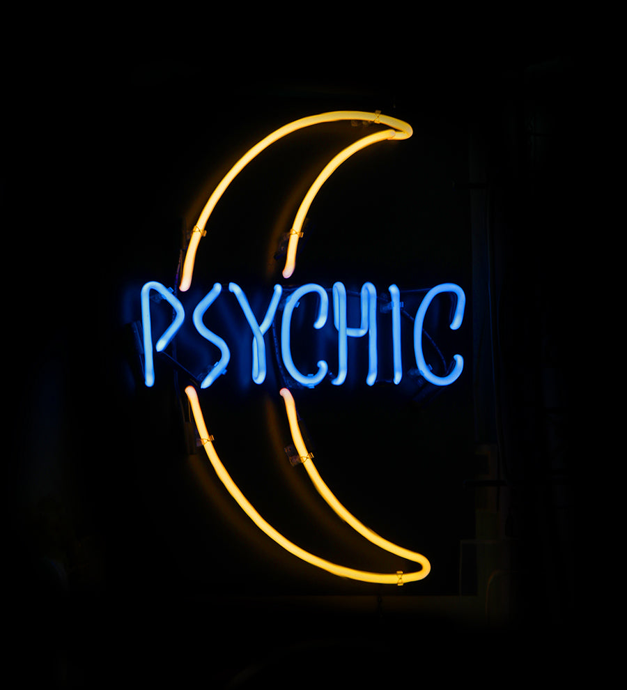 Psychic Crescent Moon