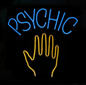 Psychic Palm Reader
