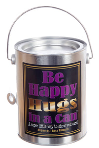 Be Happy Teddy Bear Hugs in a Can, Be Happy Hugs in a Can Hug