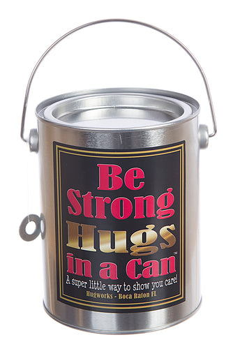 Hugs in a Can Be Strong Hugs in a Can Hug