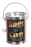 Hugs in a Can Generic Hugs in a Can Hug, best hug gift, teddybear hug unique gift