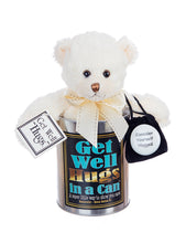 Hugs in a Can Get Well Hugs Hug in a Can Hugs in a Can Gift