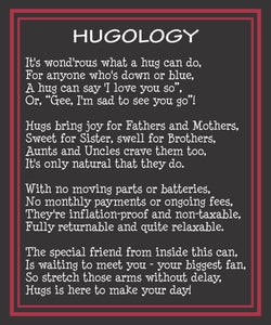 Hugs in a Can Hugology Hug Hugs in a Can
