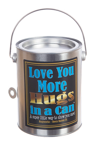 Hugs in a Can Love You More Hugs in a Can Hug
