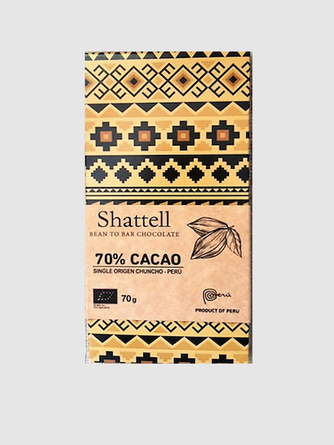 Shattell - Special Edition Chuncho 70%