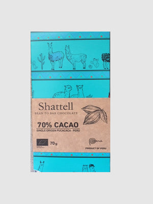 Shattell - Special Edition Pucacaca 70%