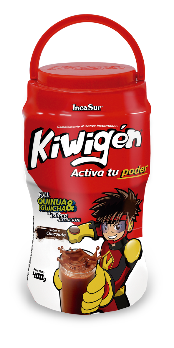 "Instant Chocolate ""Kiwigen"" (amaranth and cocoa) x 400gr"