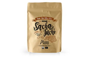 Sacha Inchi Powder 200g – 7 oz USDA, HALAL, EU and Kosher organic