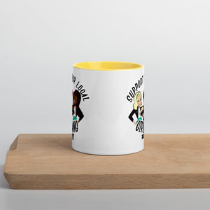 Girl Gang Mug with Color Inside