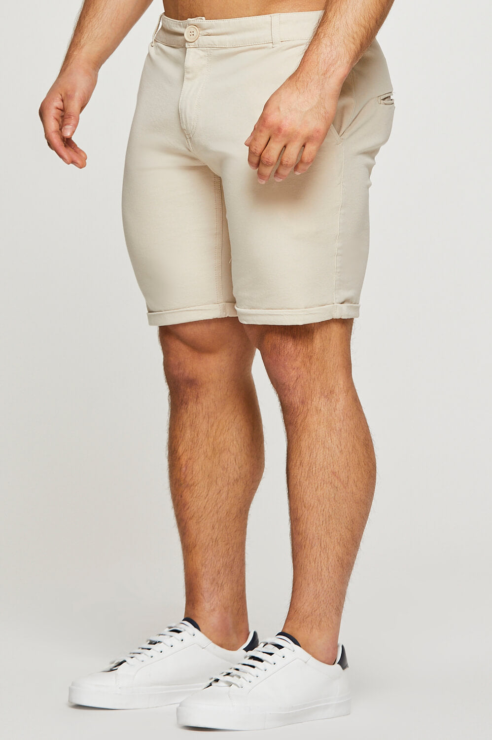 Essential Chino Shorts in Sand