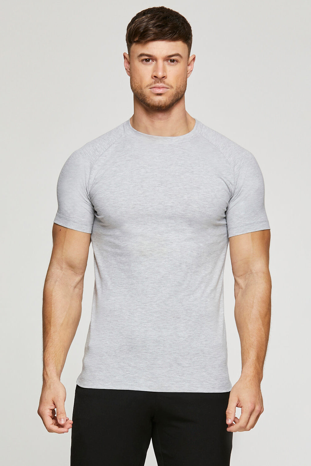365 T-Shirt in Soft Grey