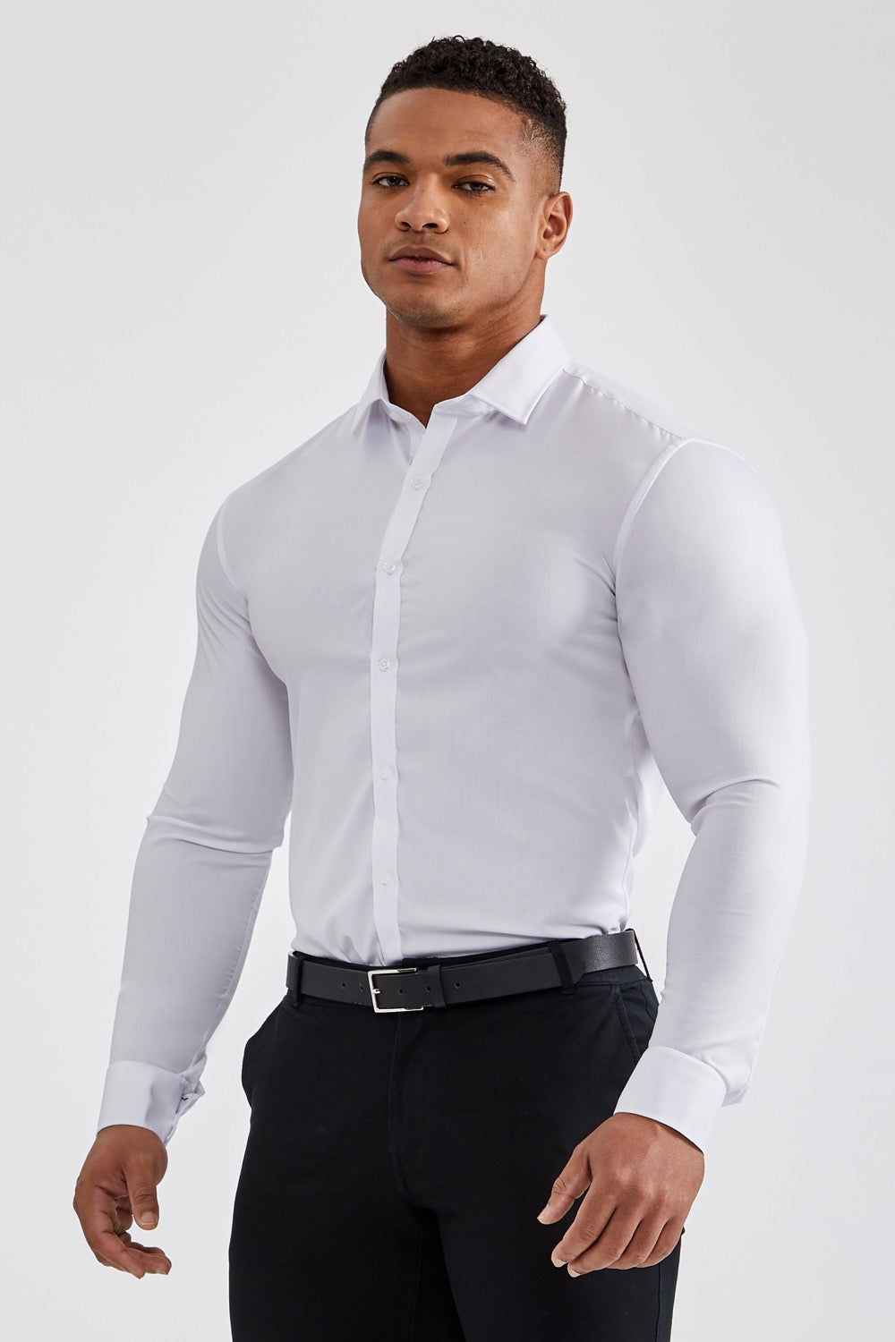 Essential Dress Shirt in White