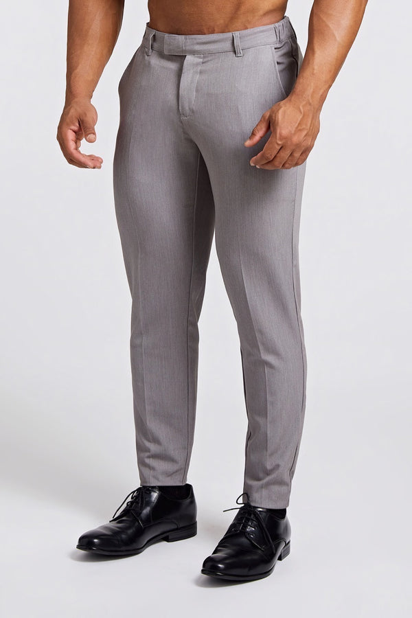 Essential Trousers in Slate Grey