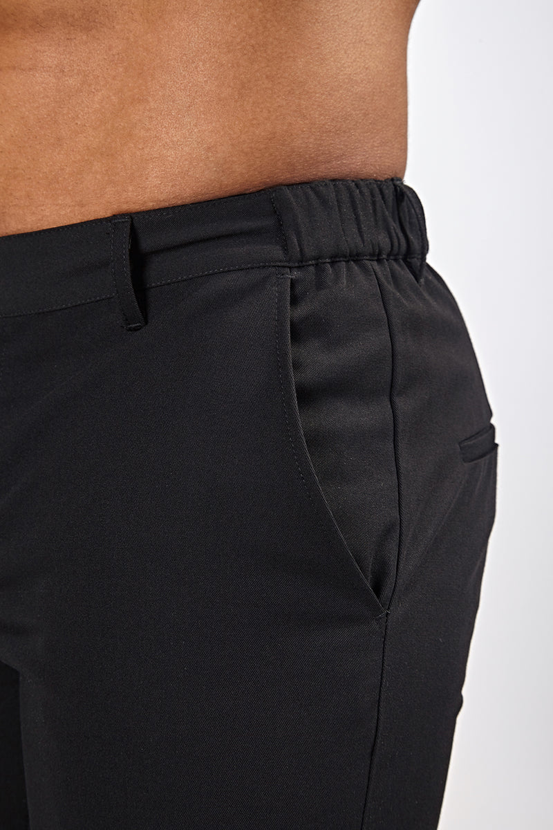 Essential Trousers in Black