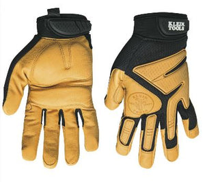 Medium Journeyman Leather Gloves