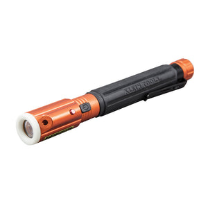 Inspection Penlight with Laser