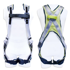 BUCKFIT H STYLE FULL BODY HARNESS - 637G8C700K1 - LARGE
