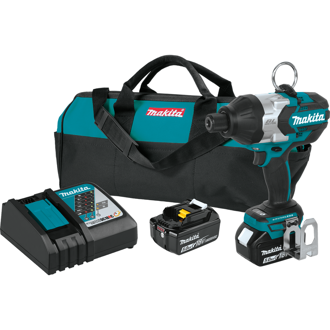 Makita 18V LXT® Lithium-Ion Brushless Cordless High Torque 7/16