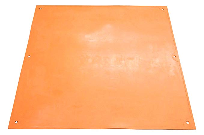 Cementex Rubber Insulating Blanket, Class 4 (36kV) Solid 36
