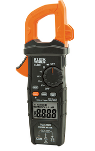 Digital Clamp Meter AC Auto-Ranging, 600A