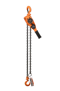 Lever Chain Hoist 1 Ton, 10' Fall