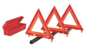 Triangle Reflector Sign Kit (3 Pack)