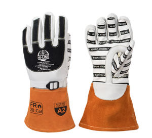 "Hi-Grip X-treme High Voltage Glove Protector | Length: 14""; Size: 10"