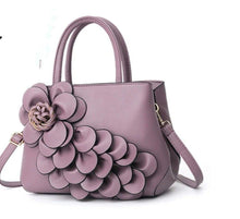 Load image into Gallery viewer, flower patterened bag