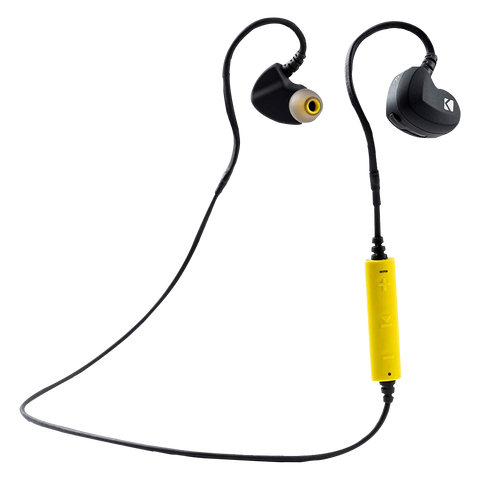 Kicker EB300 (43EB300BTB) Sports Earbuds