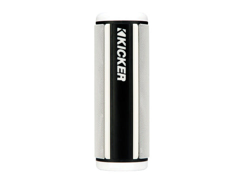 Kicker KPw2 Bluetooth Speaker White