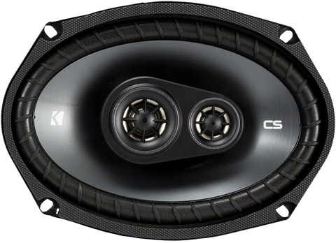 Kicker 43CSC6934 CSC693 6x9 inch 3-Way Speaker Pair