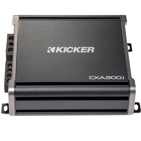 Kicker 43CXA3001 600 Watt MONO Class D Power Car Audio Amplifier Amp CXA300.1