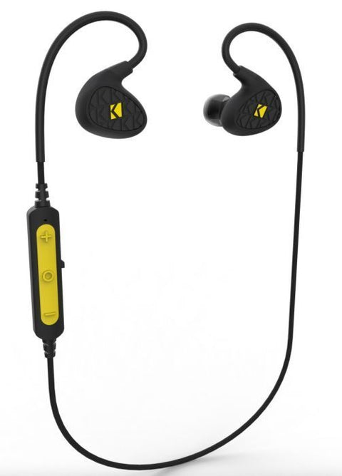 Kicker EB400 Waterproof Bluetooth Earbuds