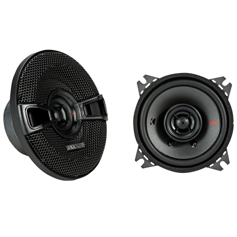 Kicker KSC404 KSC40 4 inch Coax Speakers with .5 inch tweeters 4-Ohm