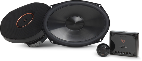 "Infinity Reference 9630CX 6""x9"" Component Speaker System"
