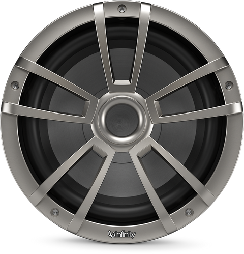 "Infinity Reference 1022MLT 10"" Marine Subwoofer (Graphite)"