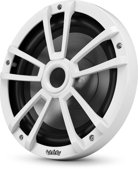 "Infinity Reference 1022MLW 10"" Marine Subwoofer (White Gloss)"