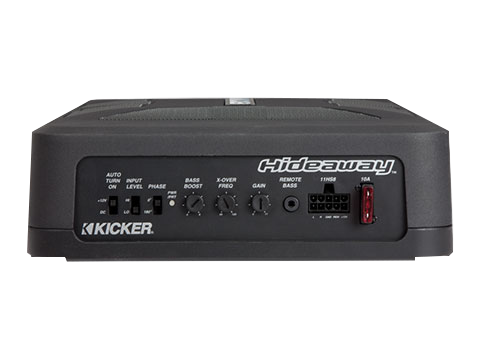 Kicker Hideaway Powered Subwoofer